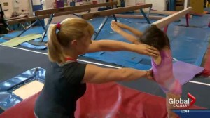 Calgary Gymnastics Centre open house