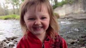 Body of two-year-old Hailey Dunbar-Blanchette found near Blairmore