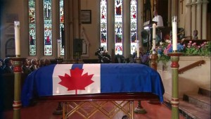 Family says goodbye to Rob Ford