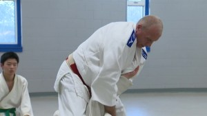 80-year-old sensei still teaching Winnipeg judo