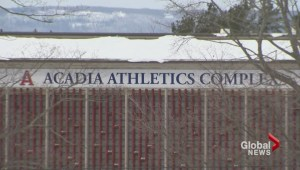Another meningitis case reported at Acadia University