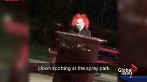 Fort Saskatchewan investigating clown complaints