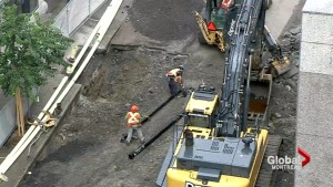 Demerged cities upset over construction