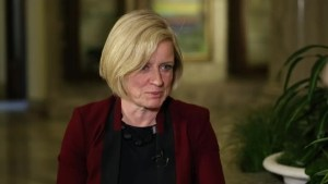 Extended interview: Rachel Notley
