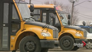 Concerns raised over how fast school buses should travel