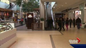 West Edmonton Mall worker upset by Remembrance Day hours
