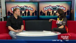 Alberta Ride for Sight