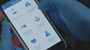 New app designed for paramedics in Manitoba