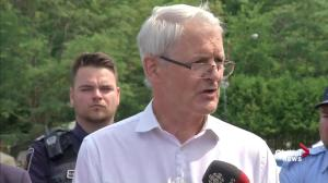 Refugee claimants in Quebec are being properly screened: Marc Garneau