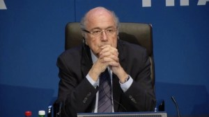 Re-elected FIFA President defiant despite corruption investigation