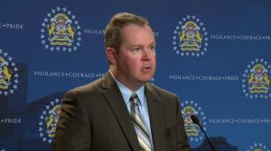 Calgary police explain why they collected DNA