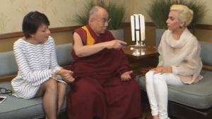 Lady Gaga banned by China following her meeting with Dalai Lama