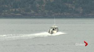 Girl's body found in B.C. waters, father still missing