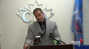 Charges laid against new Calgary Police Association president and another CPS officer