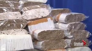 Illegal cigarettes a growing concern in New Brunswick