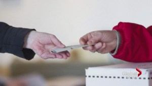 Strong voter turnout in advance Toronto Mayoral election polls