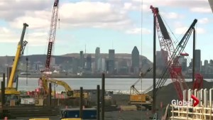 Champlain Bridge construction update
