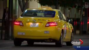 Calgary woman claims she was refused late-night cab ride despite safety concerns
