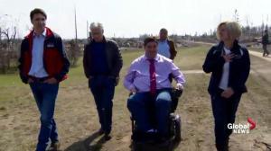 'It's very Walking Dead': Rachel Notley on Fort McMurray