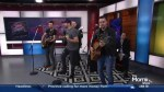 """The River Town Saints perform """"Bonfire"""" on The Morning Show"""