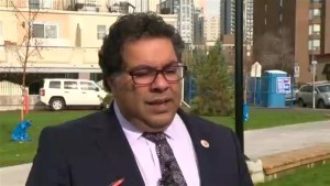 'I've admired him for a long time': Mayor Nenshi on the passing of Jim Prentice