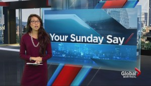Your Sunday Say: Oct 19