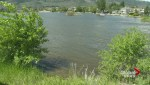 Osoyoos Lake rapidly rising, motel row beachless