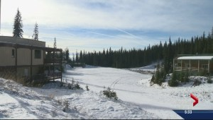 Okanagan nordic ski areas face late start to season