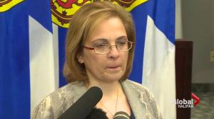 NS immigration minister calls charges against husband 'tragic, sad'