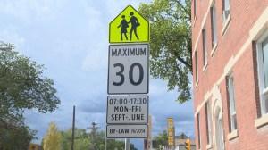 School speed zone enforcement begins September 1st