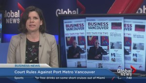 BIV: Court rules against Port Metro Vancouver