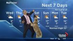 Mike and Ripple give forecast