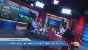 First male doula
