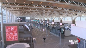 Welcome to the new YYC Calgary International Airport