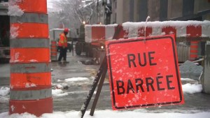 Update: Peel Street water woes