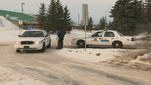 RCMP located suspect in police shooting