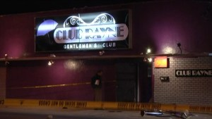 Aftermath of fatal shooting at strip club in Tampa