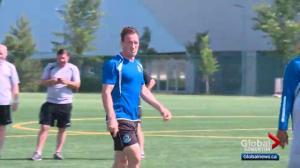 A closer look at FC Edmonton veteran Albert Watson