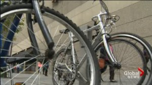 Changes coming for cyclists near Yonge and Bloor after Global News report