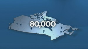 Food bank usage in B.C. on the rise