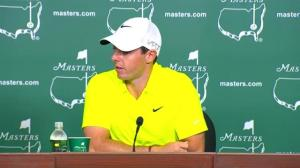 The Masters: Rory McIlroy confident he can get over 'the Augusta Hump'