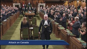 Former MP Glen Pearson has praise for Kevin Vickers