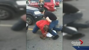 Violent takedown sparks investigation