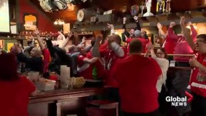 Liverpool soccer fans form 'family' in Calgary