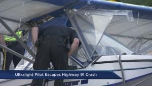 Transportation Safety Board speaks about plane crash in Delta