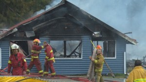 Cottage country landmark destroyed by fire