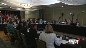 Ministers of sport and recreation meet in Lethbridge