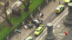 British Columbians react to London car attack