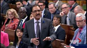 Conservatives cry foul over Amarjeet Sohi's office expenses