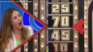 'Price Is Right' has a three-way tie for the first time in 25 years